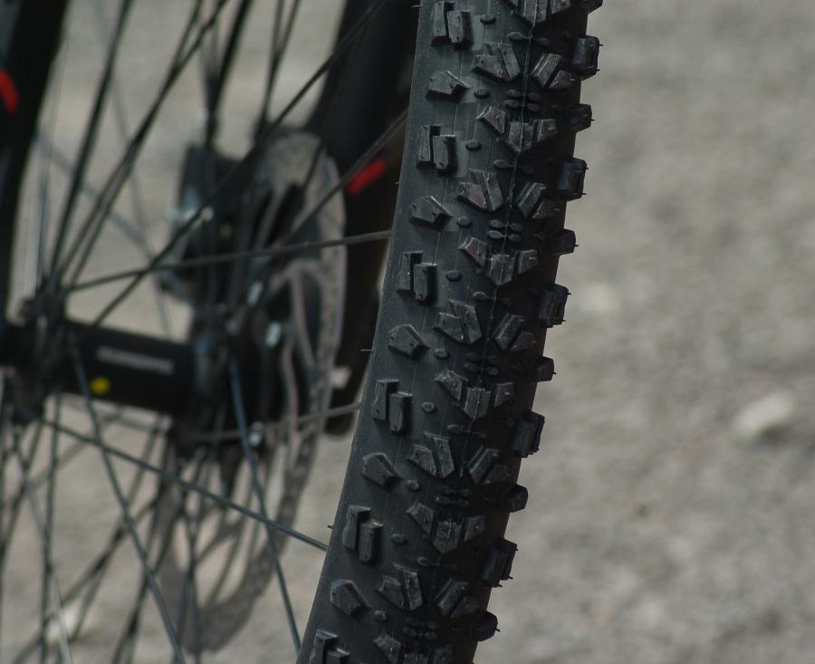 Can You Put Hybrid Tires On A Mountain Bike? 1