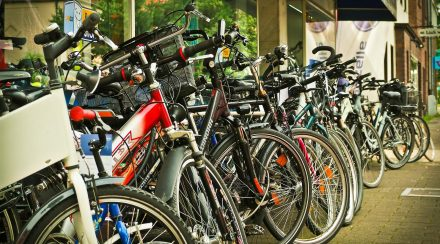 Five Ways To Properly Store A Mountain Bike Outside