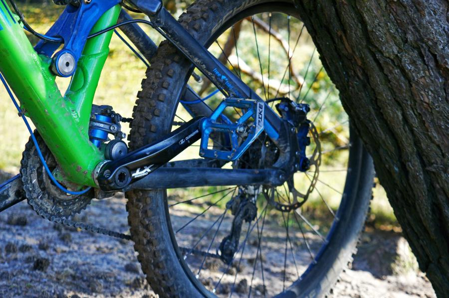 Step-by-step: How to clean an electric mountain bike? 1
